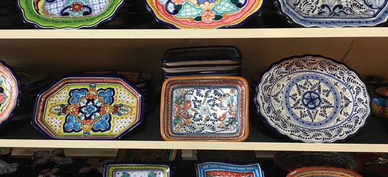 Talavera, Skeletons and Gifts, Oh My!